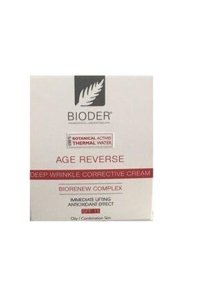 Bioder Kırışıklık Karşıtı Olgun Krem - Spf15 50 ml