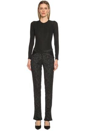 Just Cavalli Kadın Siyah Pantolon