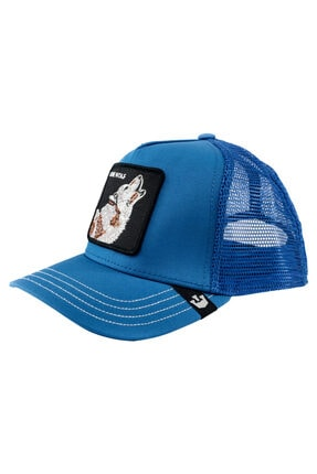 Goorin Bros Unisex Mavi Wolf  Şapka 101-6099