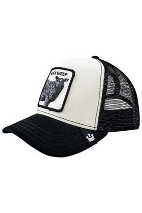 Goorin Bros Unisex Beyaz Revolter Şapka 101-0569