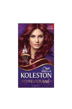 Koleston Kızıl Büyü Set Saç Boyası