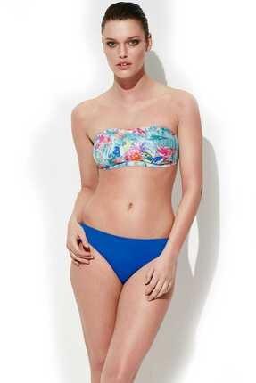 Reflections Kadın Desenli Bandeo Bikini Takım 430816