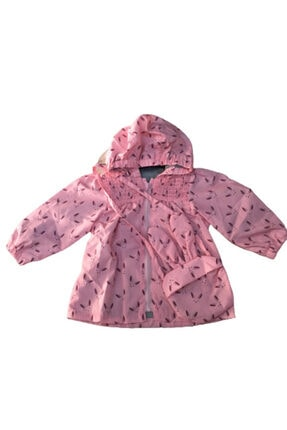 Midimod Kız Yağmurluk