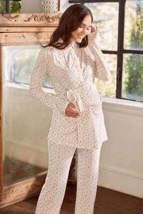 Eros Kadın Hamile Pijama Takım Ep27640