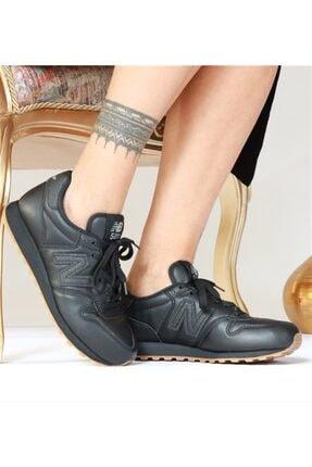 New Balance Kadın  Siyah Sneaker Spor Ayakkabı