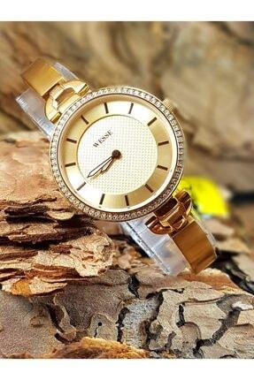 Wesse Kadın Altın Kol Saati Wwl100902x