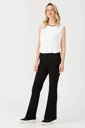 Moda İlgi Ispanyol Paça Pantolon
