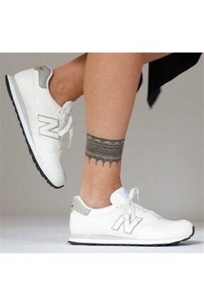 New Balance Kadın Beyaz Spor Ayakkabı Gw500tly
