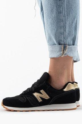 New Balance Kadın Siyah  Günlük Spor Ayakkabı Wl373fb2