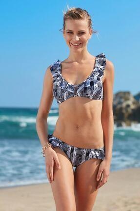 No Gossip Fırfır Detaylı Bikini Alt H&m20s-209202-d