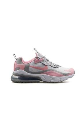 Nike Kadın Beyaz Pembe Air Max 270 React Sneaker Spor Ayakkabı Bq0103-104