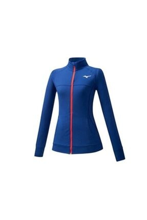 Mizuno Training Jacket Kadın Sweat Lacivert