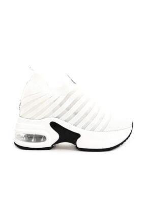 Guja 20k333-6 Kadın Aır Taban Çorap Sneaker Ayakkabı 20k