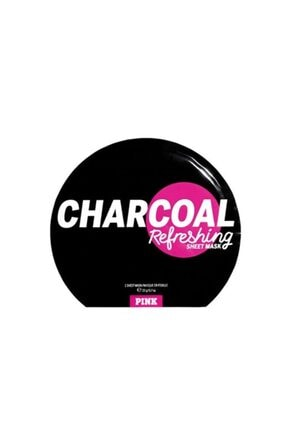 Victoria's Secret Vıctorıa´s Secret Aktif Karbonlu Kömürlü Maske Charcoal Refreshıng Sheet Mask 20ml