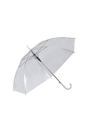 Marka Şeffaf Şemsiye