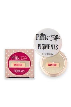 The Pink Ellys Pigments Winter Göz Farı