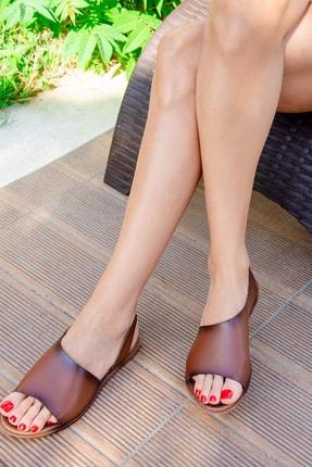 Fox Taba Kadın Sandalet H306407509