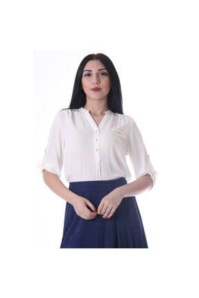Ayhan 5546 Kadın B.b. Gömlek 20y
