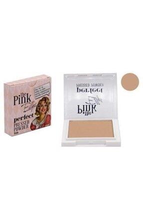 The Pink Ellys Perf.pres.powder Pudra 01 Tan