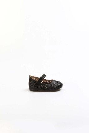 Bebek Ayakkabıları 891ıa509 Siyah Simli 891IA509