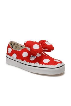 Vans Ua Authentıc Gore Kırmızı Kadın Sneaker Ayakkabı