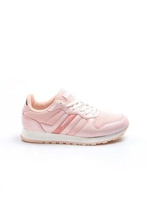 Fast Step Pudra Beyaz Kadın Sneaker Ayakkabı 923za062bst