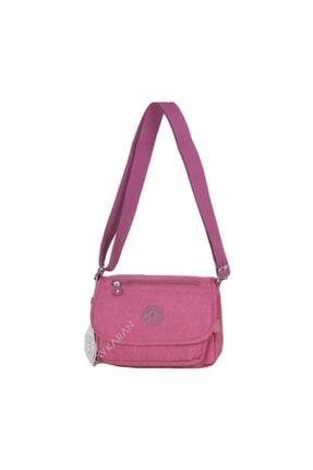 Smart Bags Kadın Postacı Omuz Çantası 1148 18 Açık Pembe