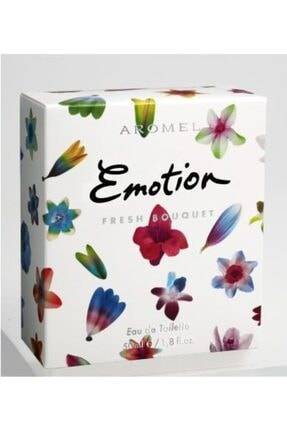 Emotion Fresh Bouquet Edt 50 ml Kadın Parfümü