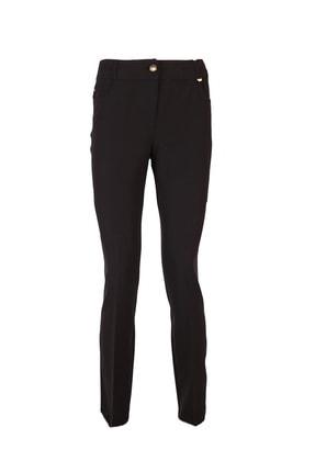 Moda İlgi Modailgi Beş Cep Normal Paça Pantolon Siyah