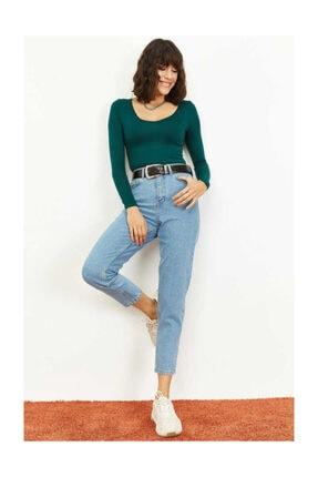 Bianco Lucci Kadın Mom Jeans
