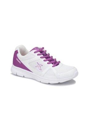 Kinetix KALEN TX W Beyaz Mor Kadın Koşu Ayakkabısı 100239773