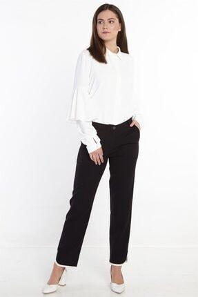 Nihan Kadın Siyah Pantolon X3234