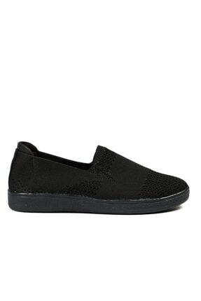 Hammer Jack Kadın Siyah Ayakkabı 550 Z.372-z
