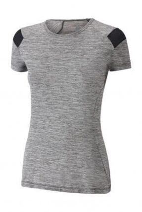 Mizuno Kadın Gri T-shirt
