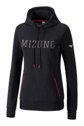 Mizuno Kadın Siyah Sweatshirt