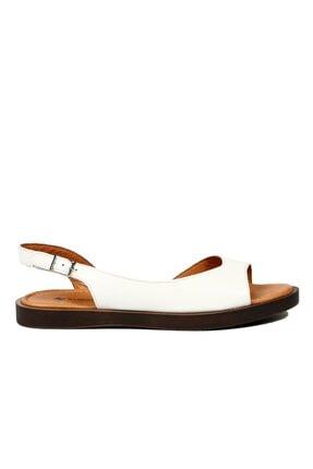 Hammer Jack Kadın Beyaz Sandalet 542 565 Z