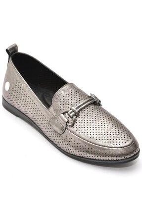 Mammamia Kadın Gri Ayakkabı