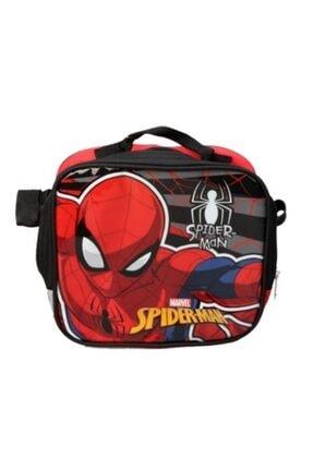 Hakan Çanta Unisex Kırmızı Spiderman Beslenme Çantası 96624