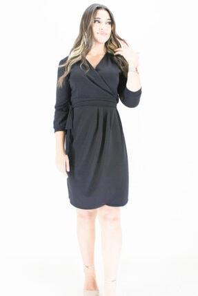 ERDEM Kadın Siyah Elbise 4094