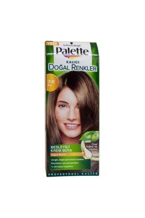 Palette Natural Saç Boyası 7-0 Bal