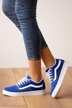 Pembe Potin Unisex Saxmavi Sneakers