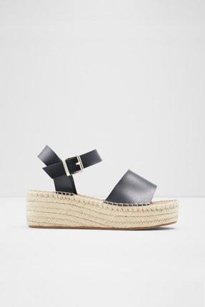 Aldo Kadın  Siyah Dolgu  Sandalet