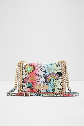 Aldo Cıladda - Renkli Kadın Çapraz Çanta