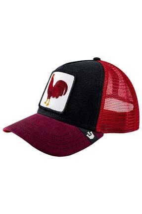 Goorin Bros Unisex Siyah Barn Yard Kıng Şapka 101-0046