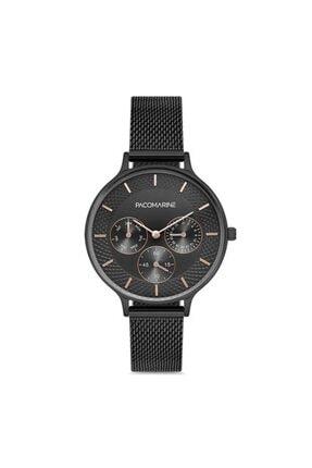 Pacomarine Kadın Siyah Saat Pacomarıne Pm.88003.03