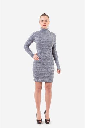Home Store Kadın Grı Elbise 1863000607410