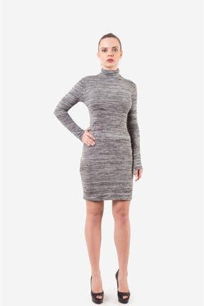 Home Store Kadın Sıyah Elbise 1863000607401