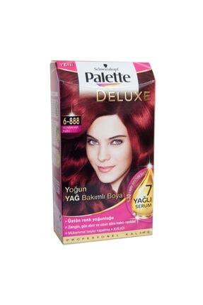 Palette Sonbahar Kızılı Saç Boyası 6-888