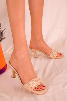 SOHO Ten  Kadın Klasik Topuklu Ayakkabı 15992