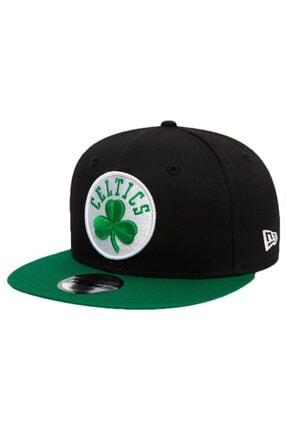 New Era Unisex Siyah Boston Celtics Şapka 12122726